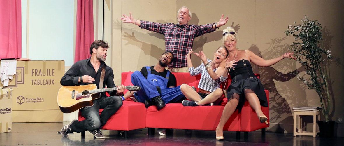 Interview : Patrice Laffont, gentleman déménageur au théâtre de la Sinne | M+ Mulhouse