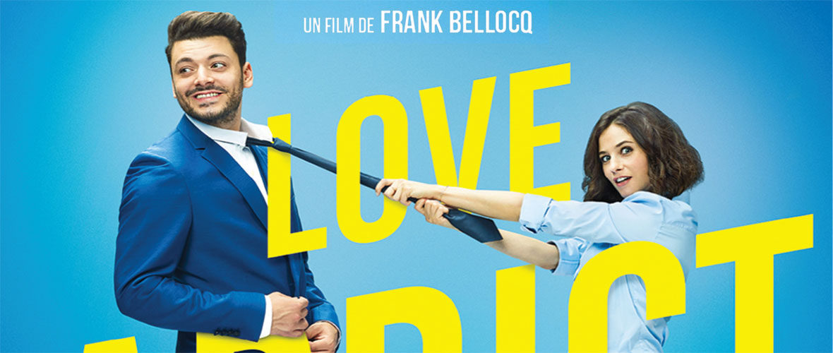 Love Addict : Kev Adams au Kinepolis