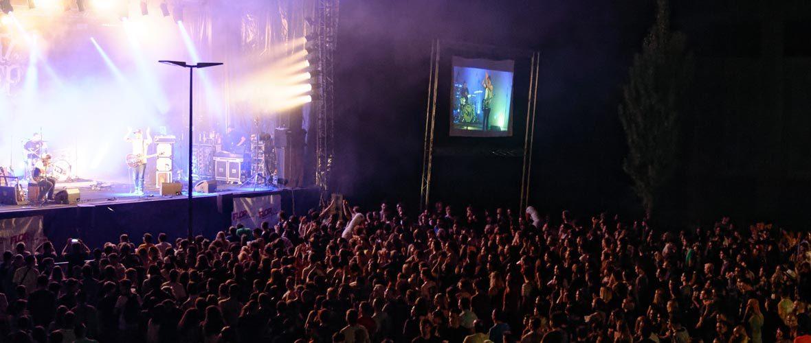 Festival Chipo'Zik: prêt à investir le campus de l'Illberg, le 1er juin | M+ Mulhouse