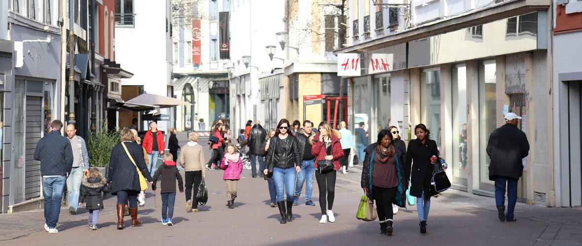 Commerce: Mulhouse toujours dynamique | M+ Mulhouse