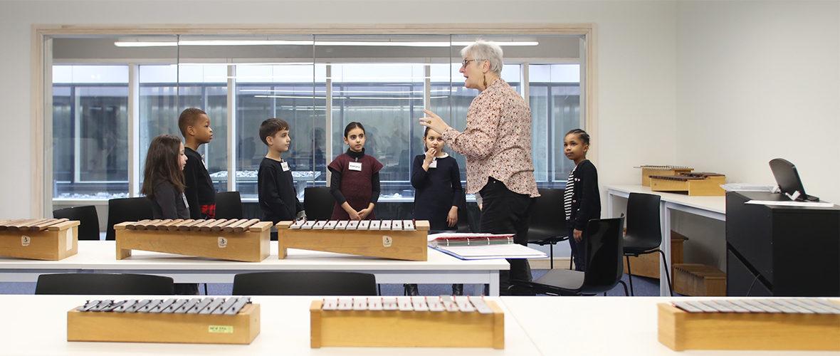 Le nouveau Conservatoire de Mulhouse fait sa rentrée | M+ Mulhouse