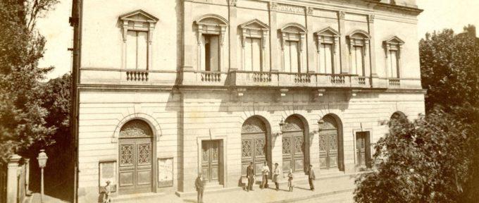 Deux expositions pour les 150 ans du théâtre de la Sinne