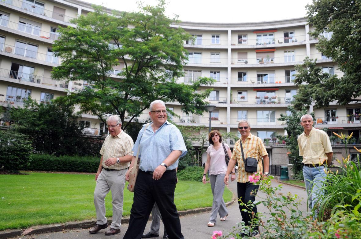 Rencontrez les Greeters de Mulhouse Alsace
