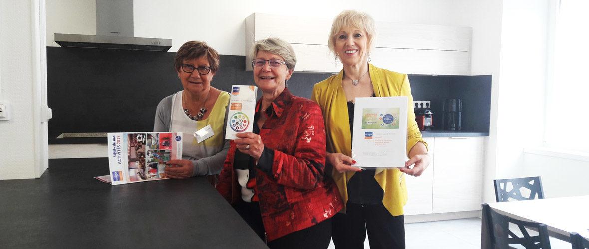 Ligue contre le cancer: une nouvelle adresse pour l'Espace Ligue Mulhouse   M+ Mulhouse
