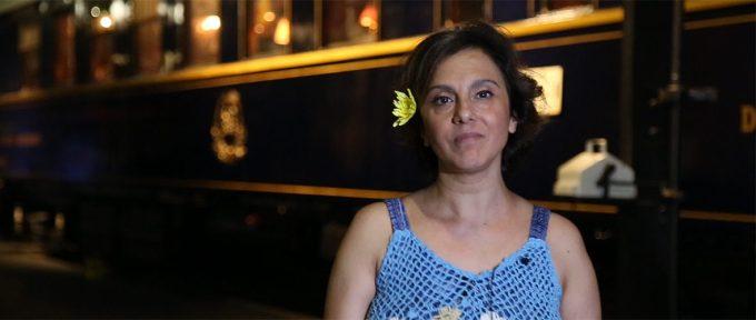 #63, Ximena à la Cité du train