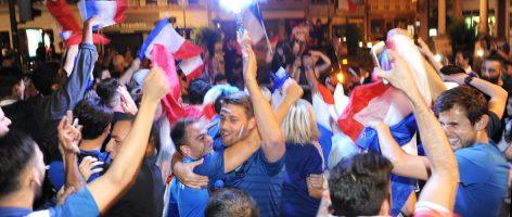 Coupe du monde: droit au but dans les bars et restaurants mulhousiens!