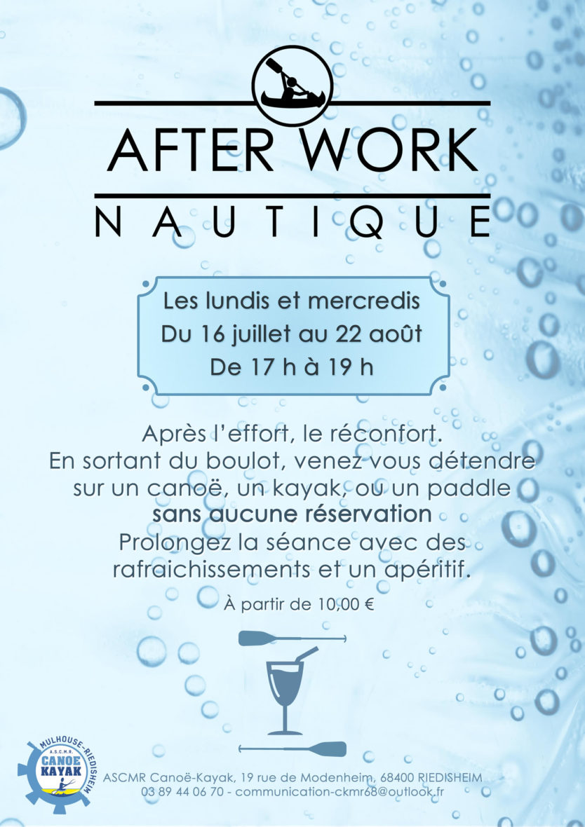 After Work nautiques