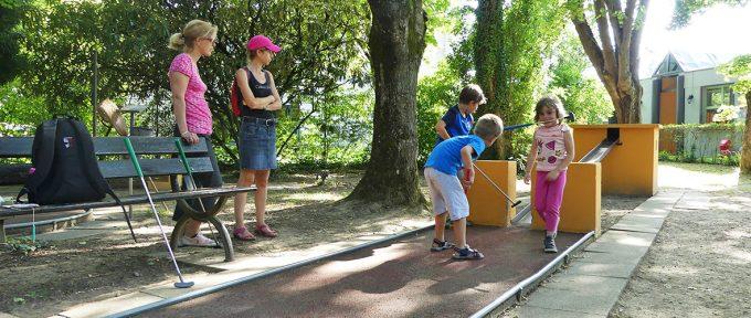 Testé pour vous: le Mini-golf de l'Illberg