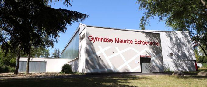 Coteaux : le gymnase Schoenacker a rouvert ses portes