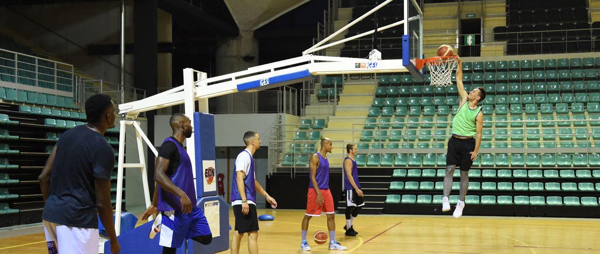 Première saison pour le Mulhouse Pfastatt basket association   M+ Mulhouse