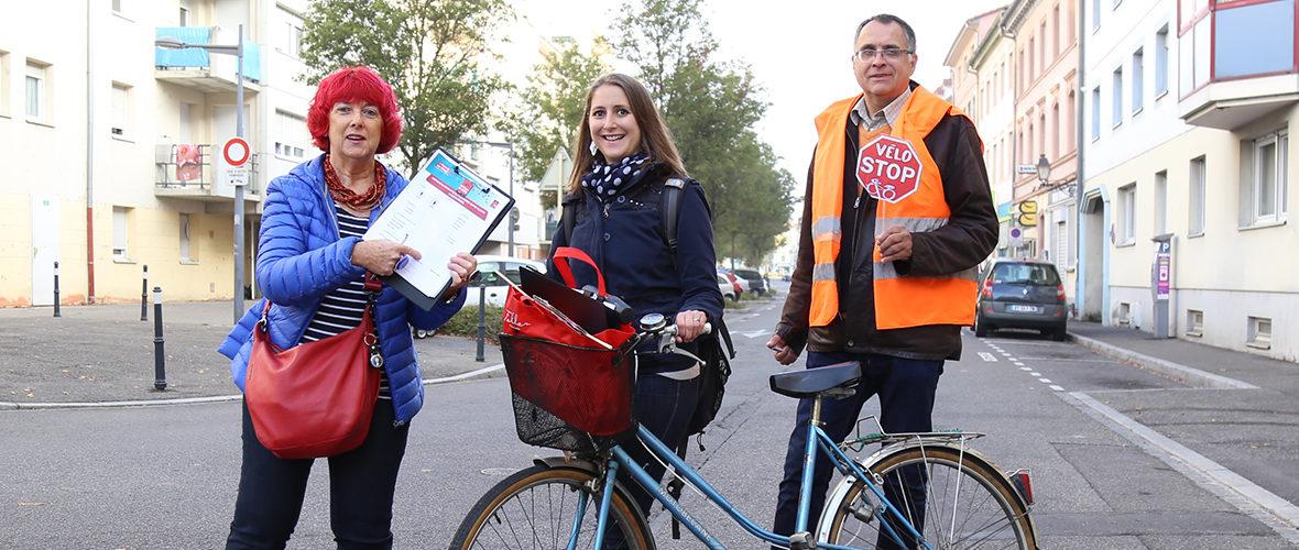 Vélo: une consultation pour deux itinéraires cyclables à la Fonderie | M+ Mulhouse