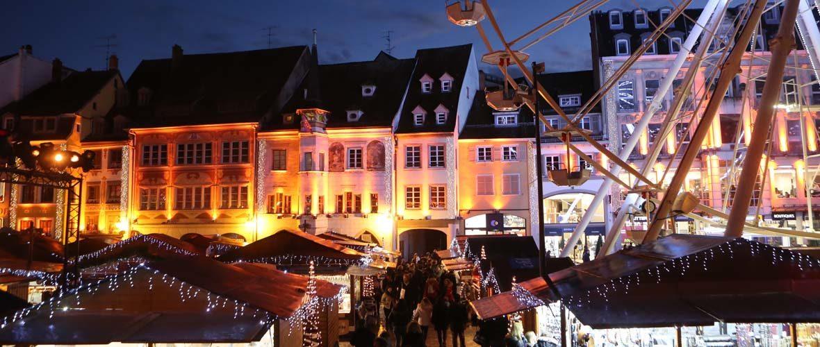 28e Marché de Noël de Mulhouse
