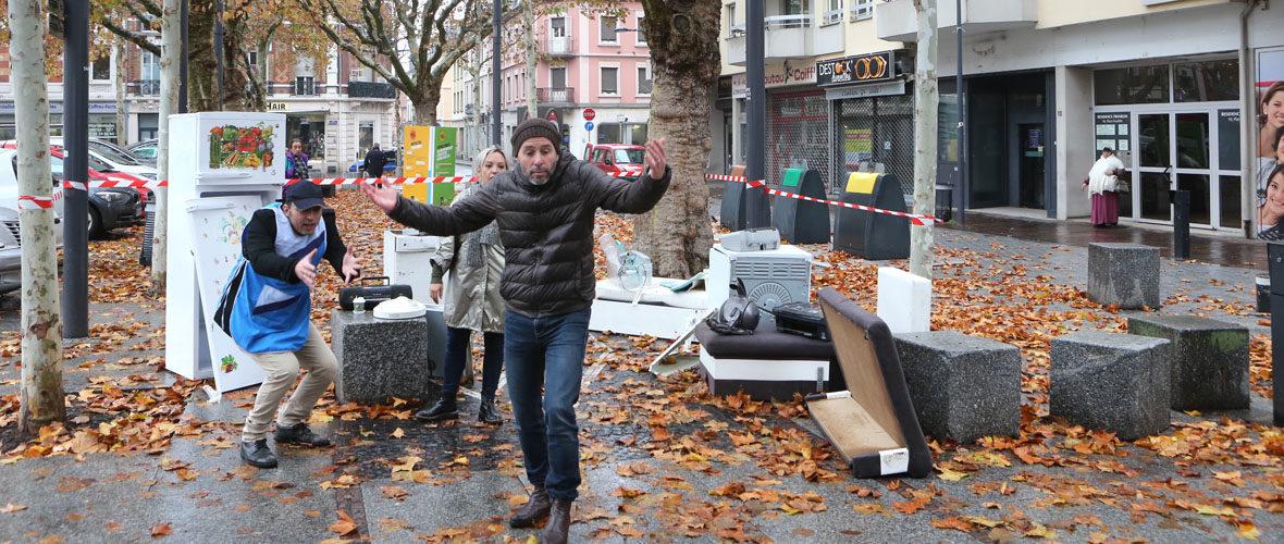 Incivilités : « L'espace public n'est pas une poubelle ! » | M+ Mulhouse