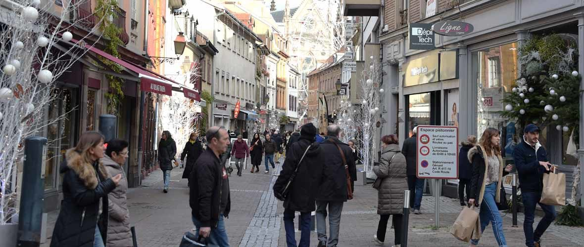Toutes les news du commerce du centre-ville   M+ Mulhouse