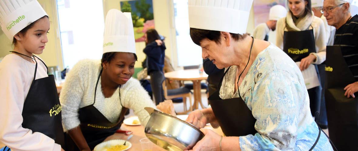Seniors: des ateliers pour cuisiner simple et facile!   M+ Mulhouse