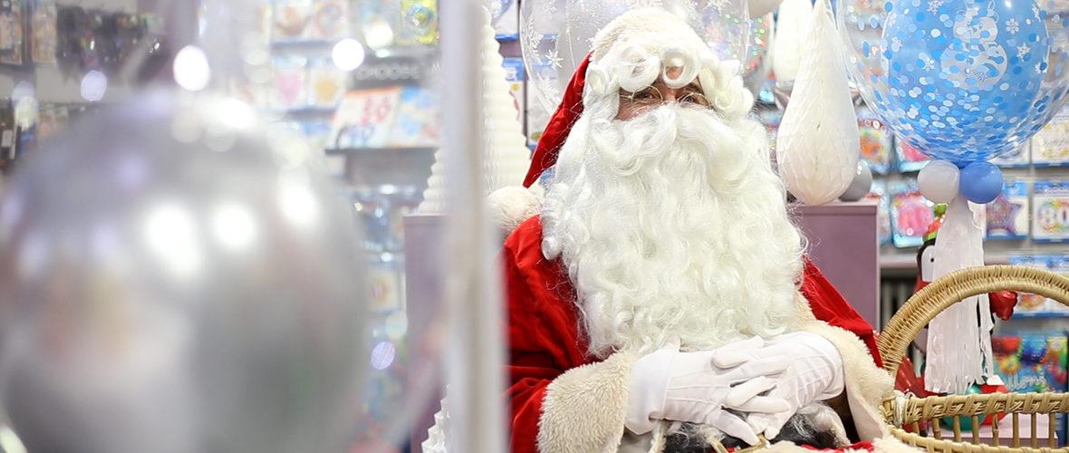 [VIDEO] Exclusif : l'interview du Père Noël ! | M+ Mulhouse