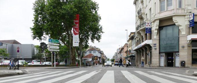 Le renouveau de l'avenue Briand en marche