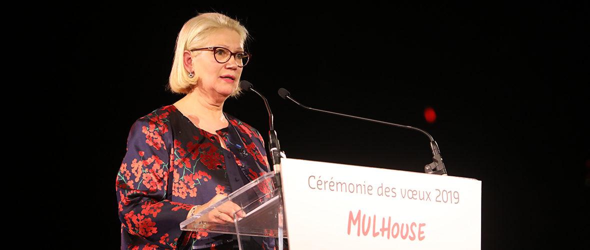 Vœux du maire: «Produire une ville durable, globale et désirée»   M+ Mulhouse
