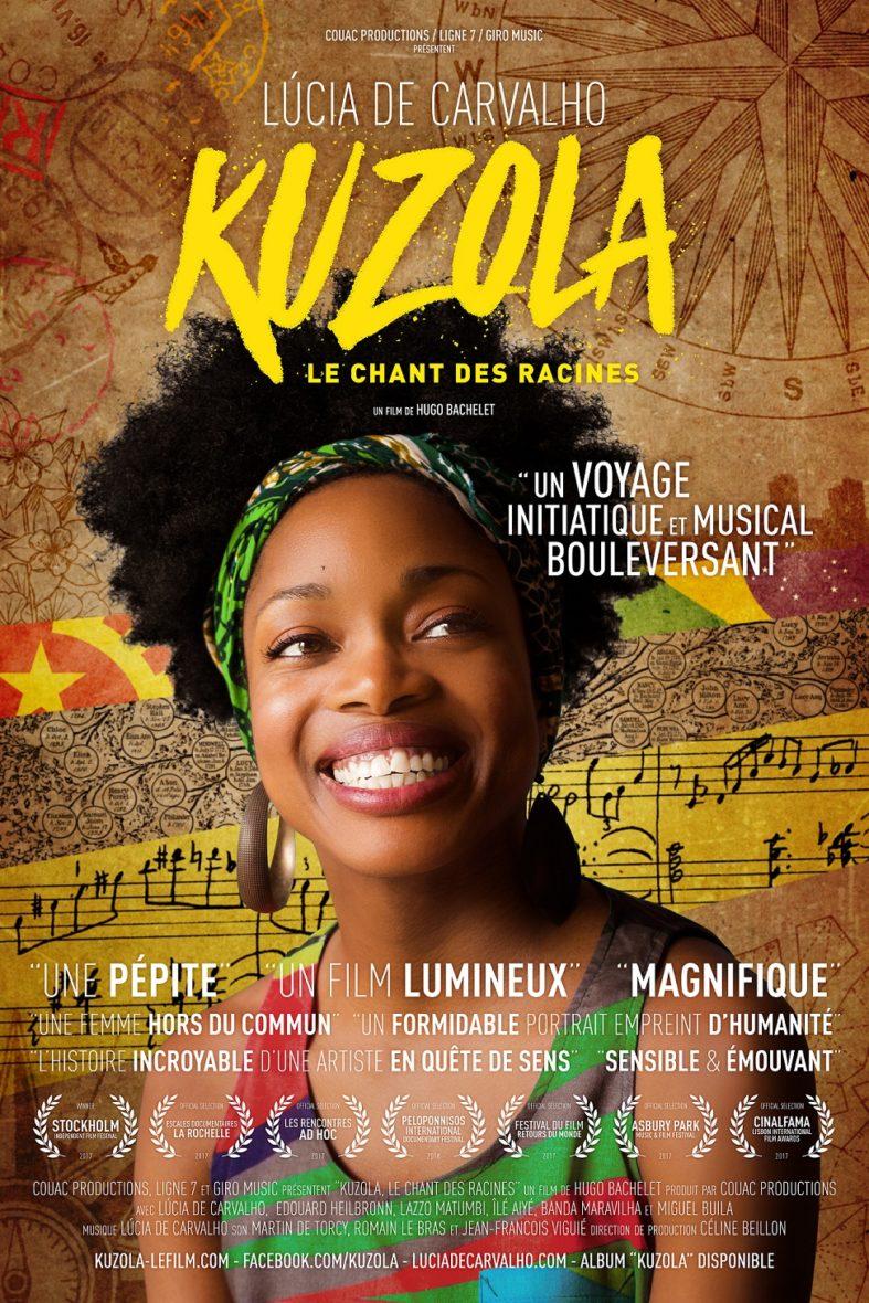 """Les Folles Journées #7 Projection d'un film documentaire """"Kuzola, le chant des racines"""""""