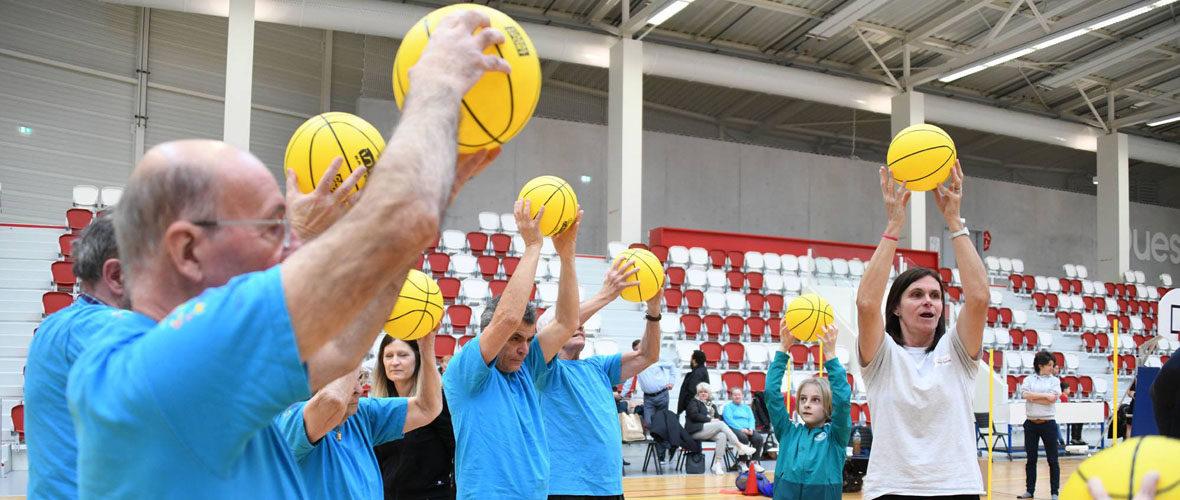 Mulhouse sport santé : bien dans son corps, bien dans sa tête | M+ Mulhouse