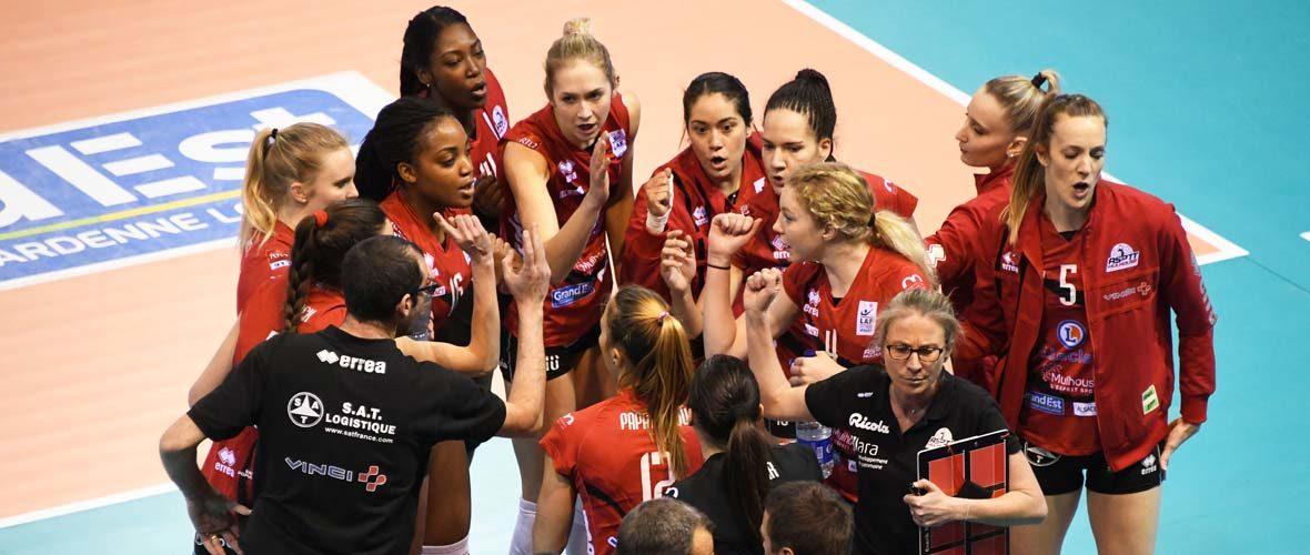 Final Four de la Coupe de Franceà Mulhouse : l'année de l'Asptt?   M+ Mulhouse