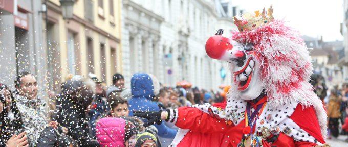 6 bonnes raisons d'aller à la 66e édition du carnaval de Mulhouse