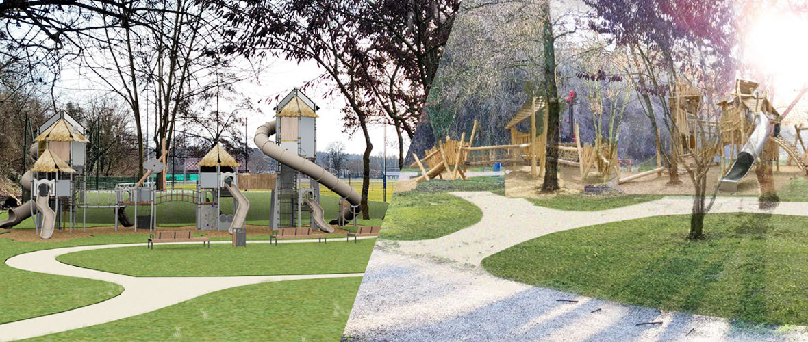 Mulhouse Diagonales: quel projet pour la future aire de jeux du Cockrouri? | M+ Mulhouse