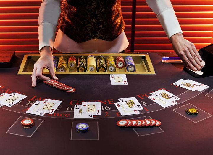 カジノのブラックジャック