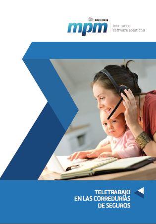 Ebook Teletrabajo en la Correduria de Seguros