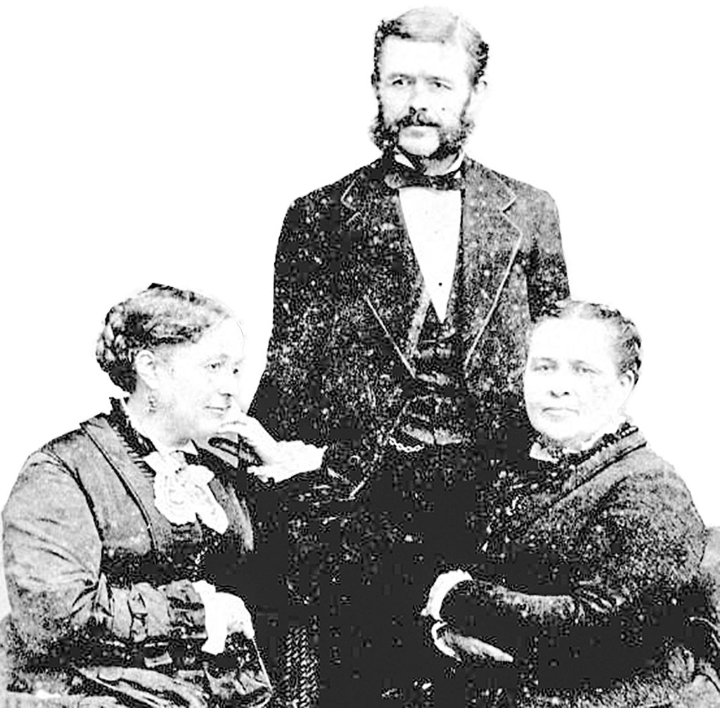 Perrine Family of Indian Key