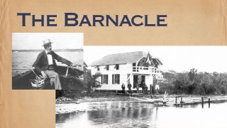 The Barnacle Historic State Park in Coconut Grove