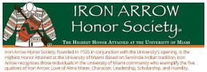Iron Arrow Honor Society