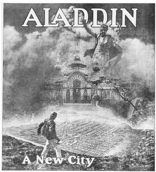 Aladdin City Genie