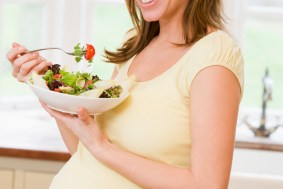 Jak nie przytyć w ciąży
