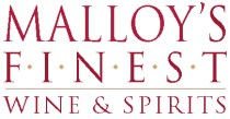 Malloys Wine Spirits Logo