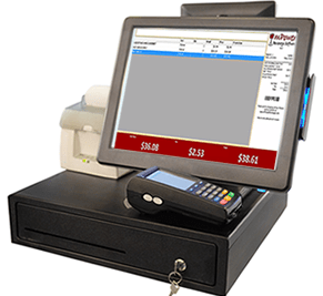 Liquor Store POS Software System