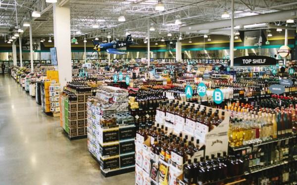 liquor point of sale