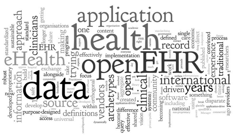 The EHR: Uniting physicians and patients in common