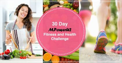 30 Day Fitness and Health Challange
