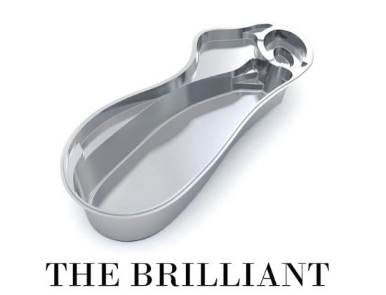 The Brilliant Fiberglass Pool