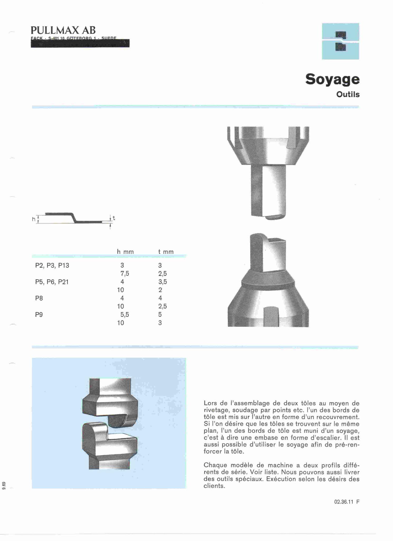 Soyage