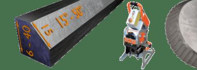 Chanfreineuse à avance automatique UZ15