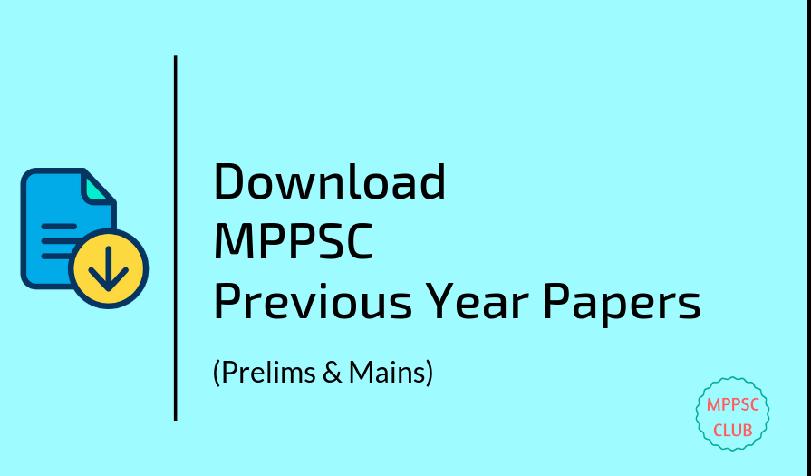 Download MPPSC Previous Year Papers, Answer Key & Cut Off Marks