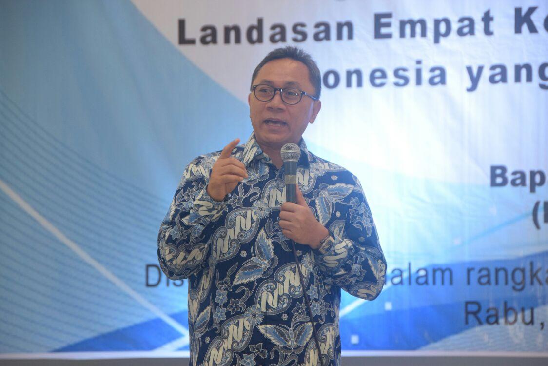 Ketua MPR: Nilai-nilai Budaya Kunci Kemajuan Bangsa
