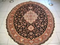 Oval Persian rugs & oval Persian carpets