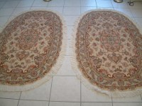 Oval Oriental Carpets - Carpet Vidalondon