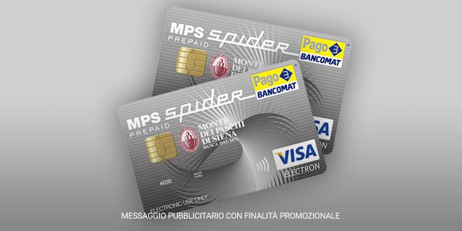 Mps Spider Banca Mps