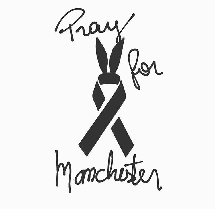 Prayers For Manchester