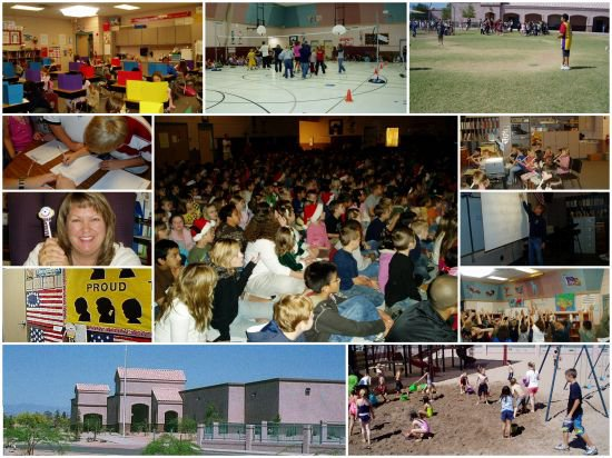 Patterson Elementary  Instructional Departments