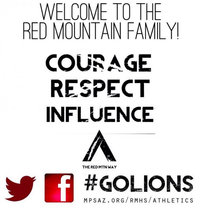 Red Mountain High School » Camps